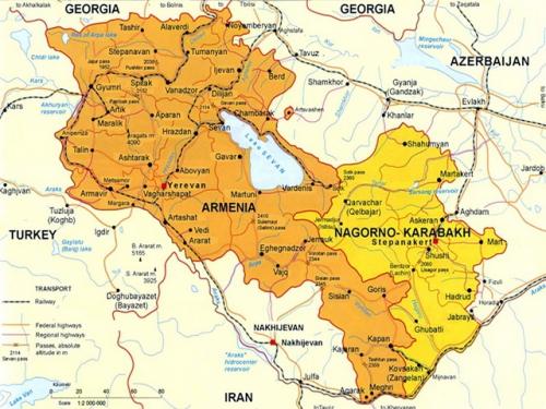 Причины Карабахского конфликта